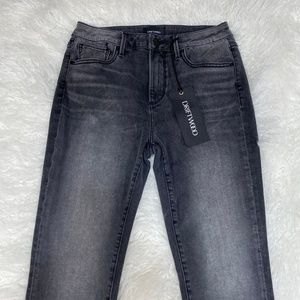 DRIFTWOOD Jeans - DRIFTWOOD JACKIE HIGH RISE PAINTED CUFF JEANS SIZE